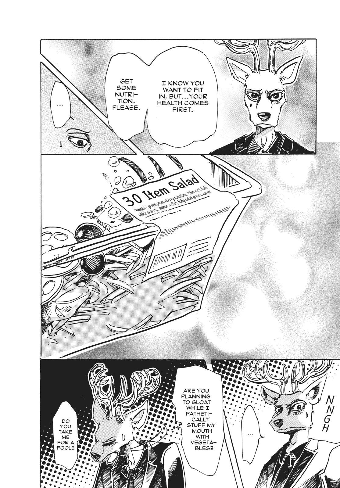 Beastars Manga, Chapter 56 image 018