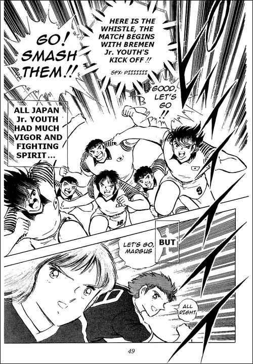 Captain Tsubasa, Chapter 88 image 069