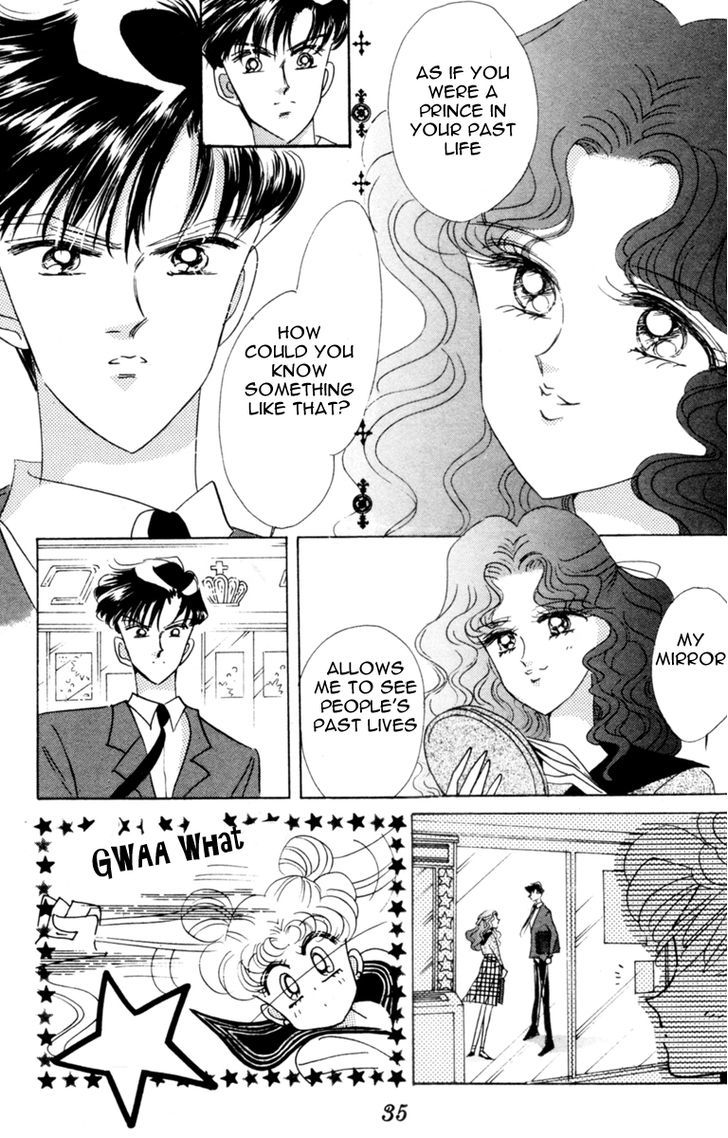 Sailor Moon, Cahpter 27 image 033