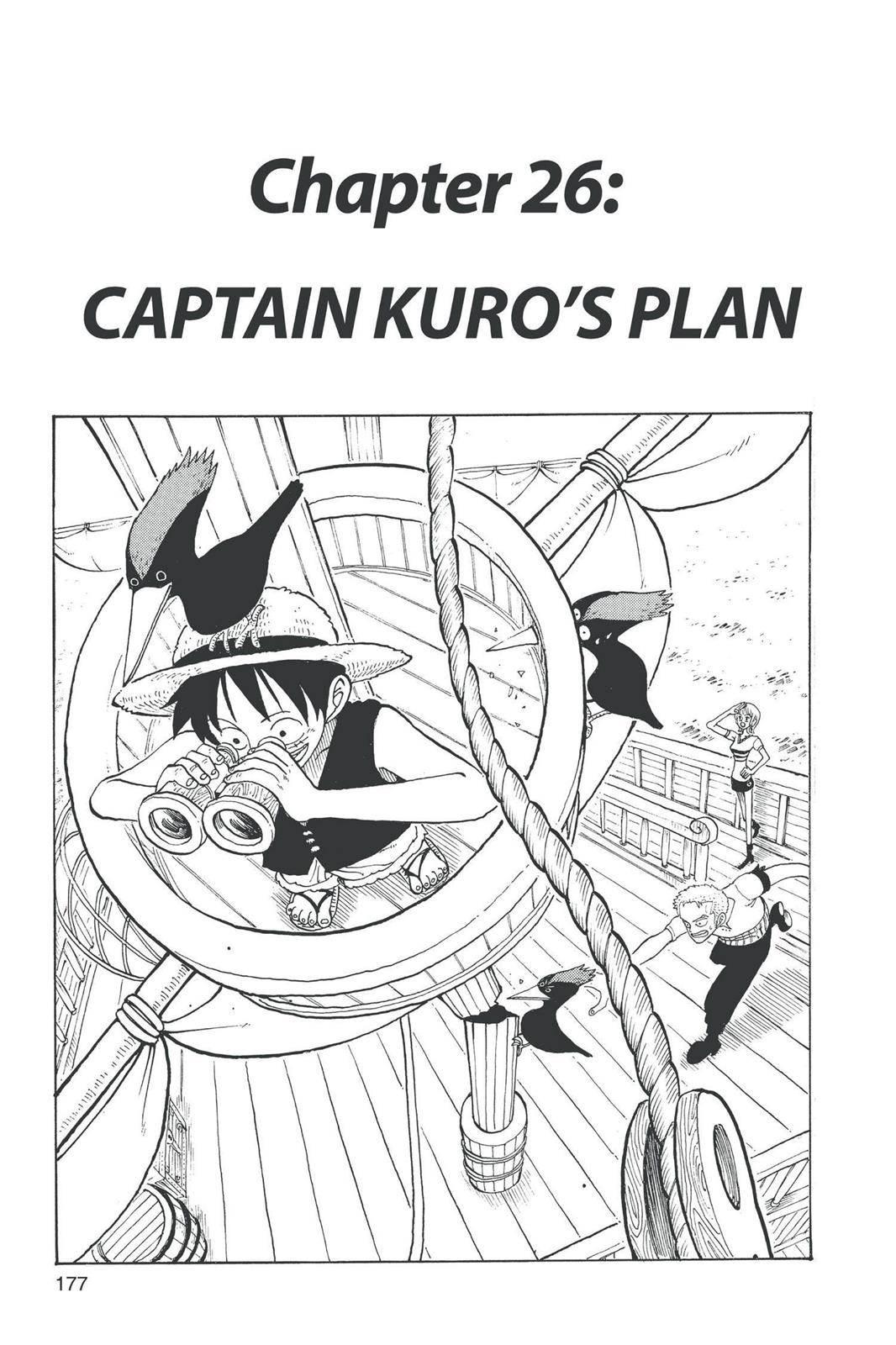 One Piece, Chapter 26 image 001