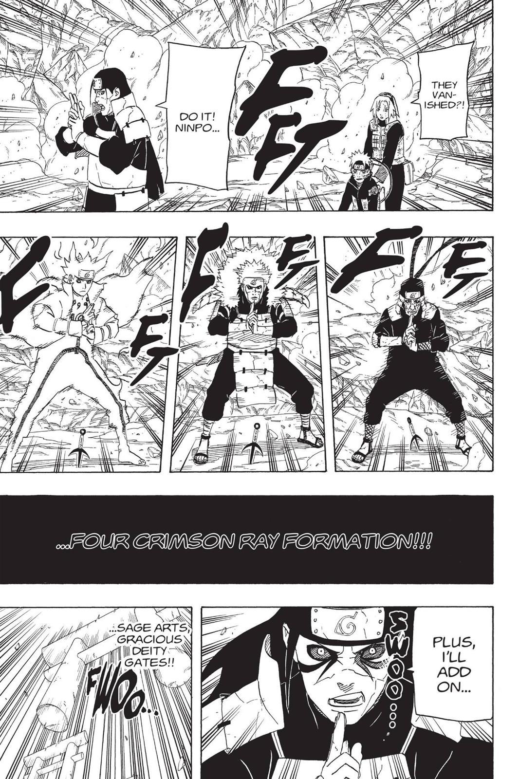 Naruto, Chapter 631 image 008
