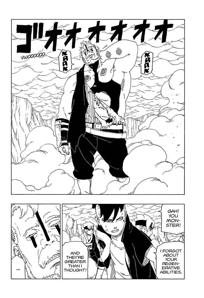 Boruto Manga, Chapter 41 image 036