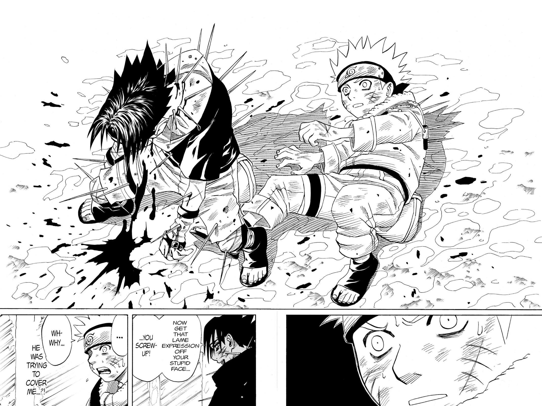 Naruto, Chapter 27 image 012