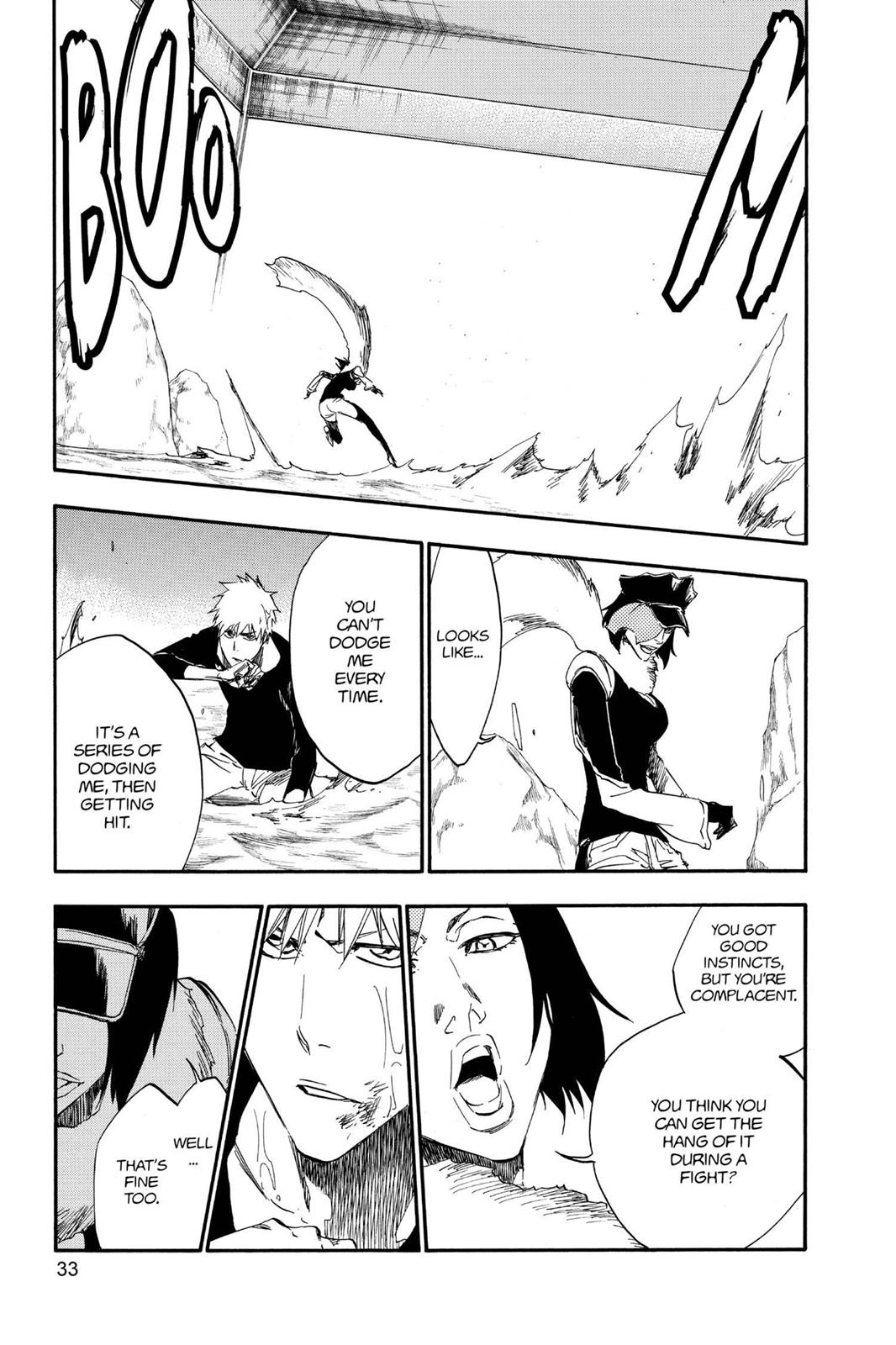 Bleach, Chapter 443 image 007