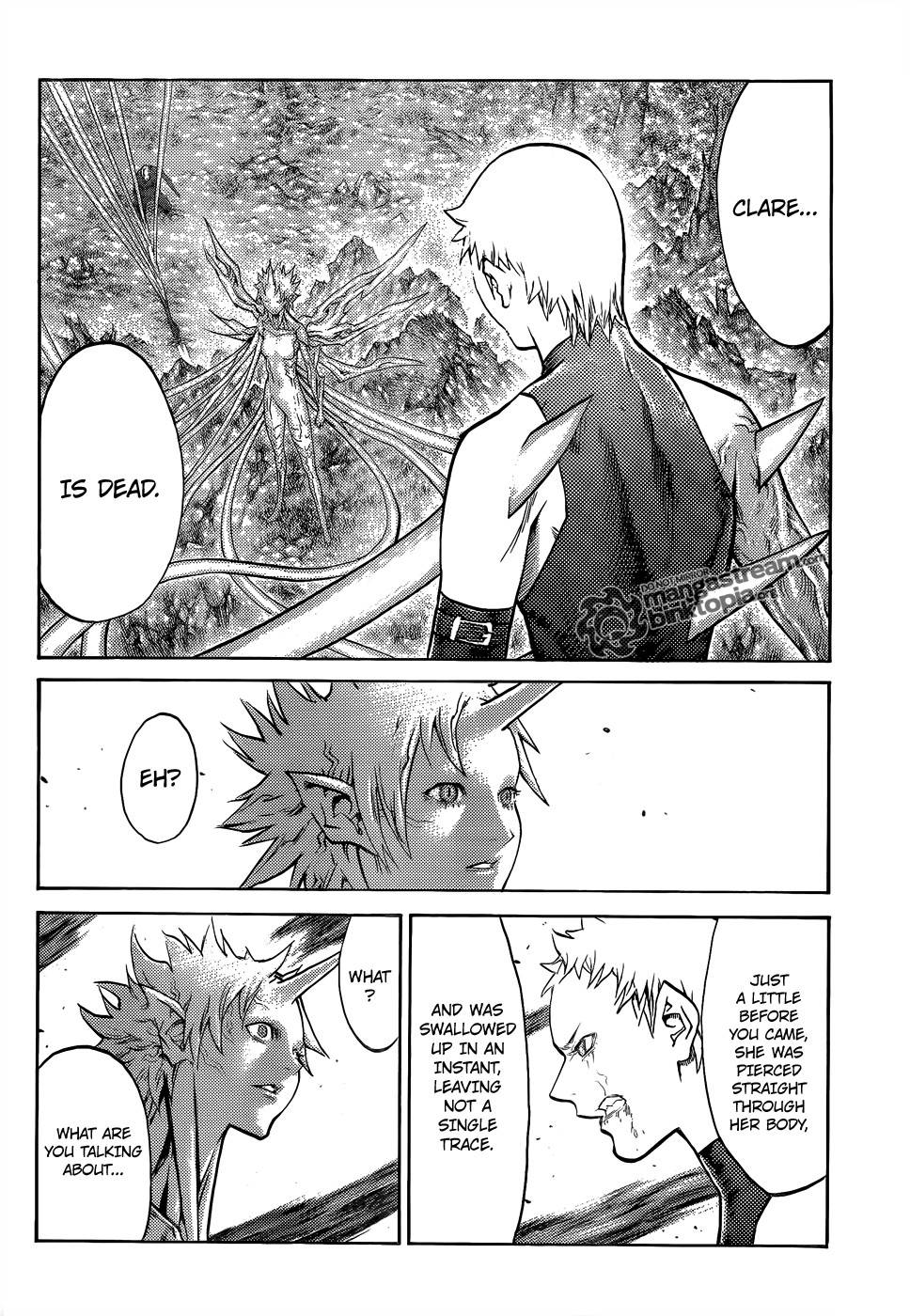 Claymore, Chapter 105 image 012