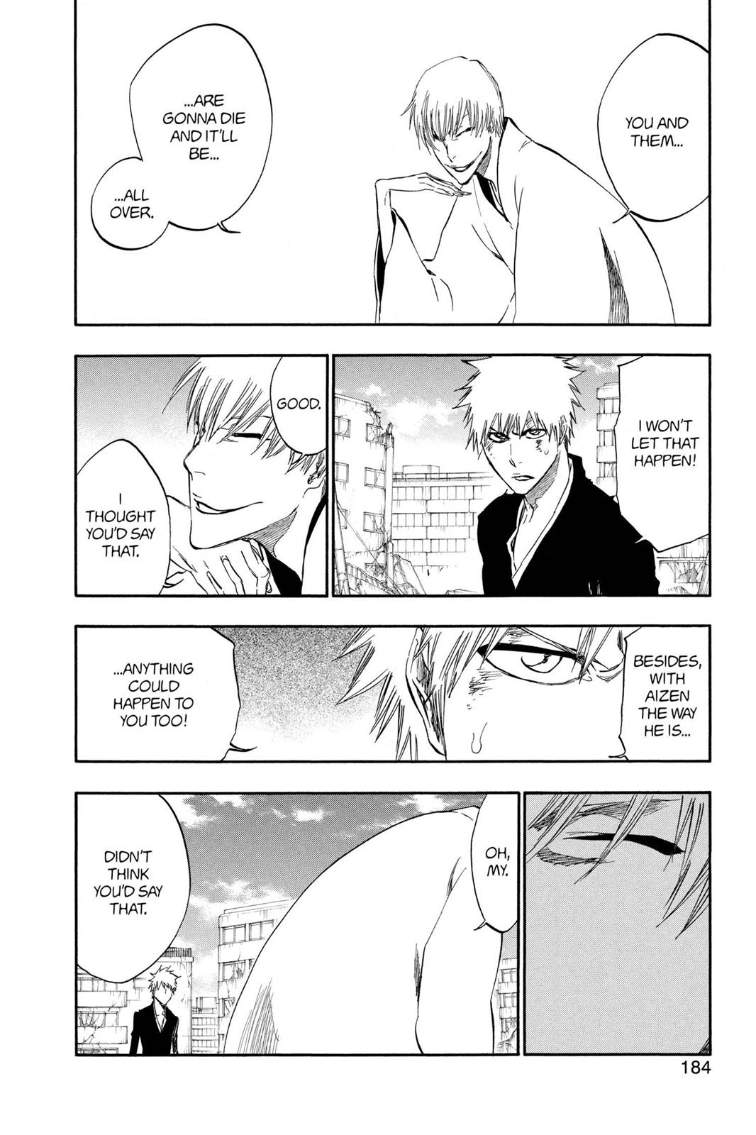 Bleach, Chapter 404 image 012
