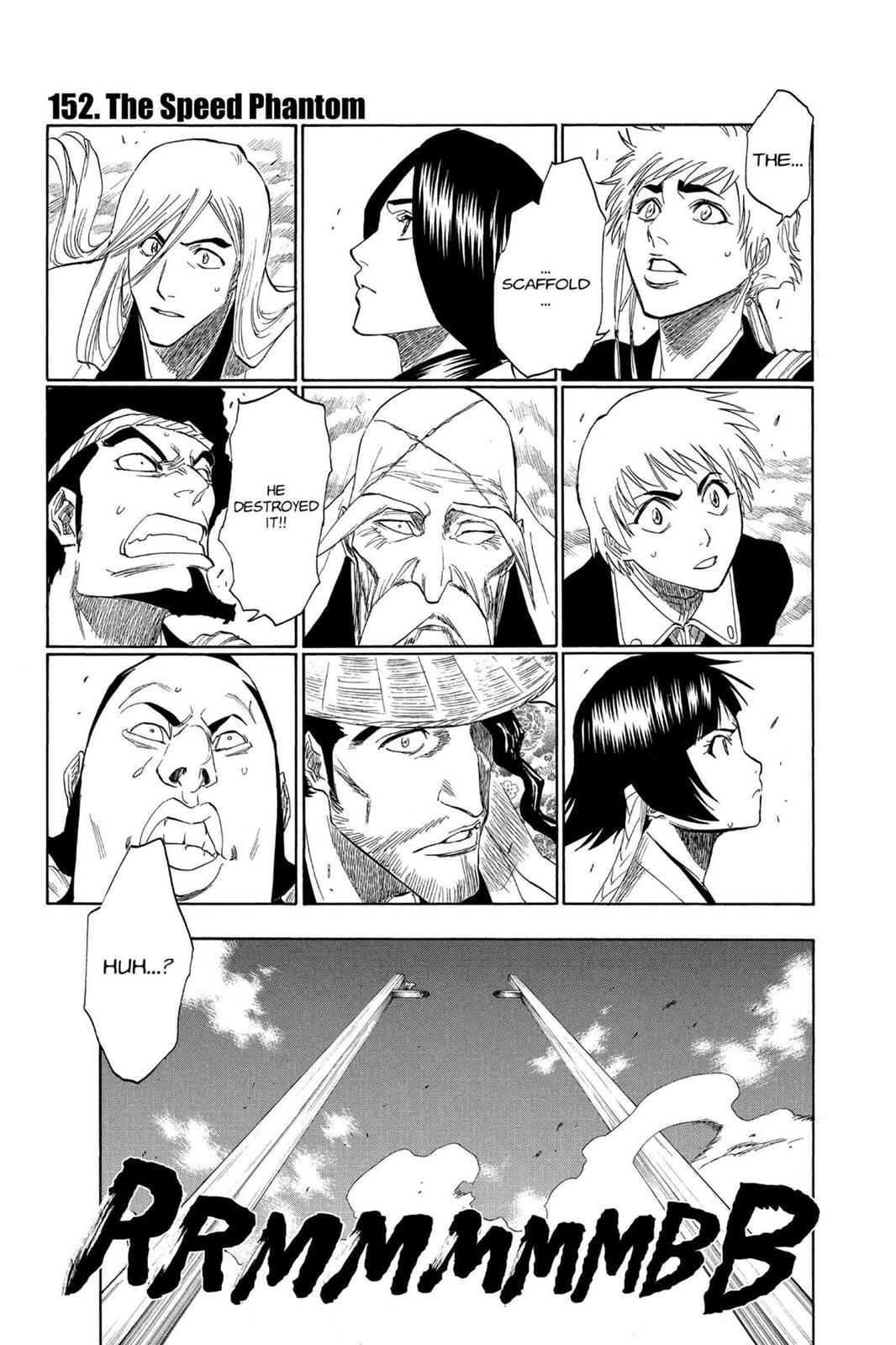 Bleach, Chapter 152 image 001