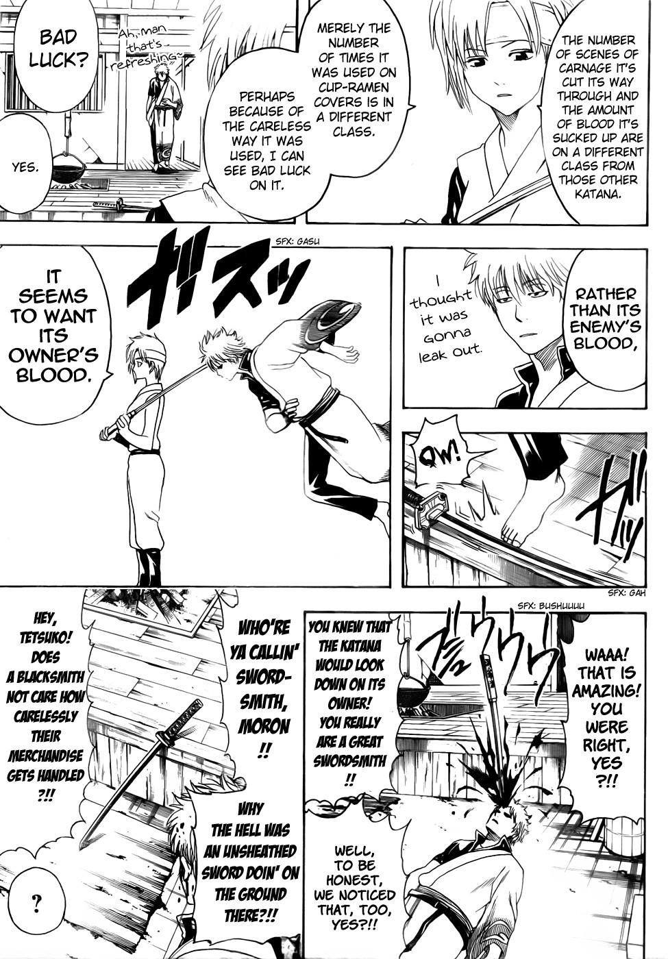 Gintama Chapter, 424 image 003