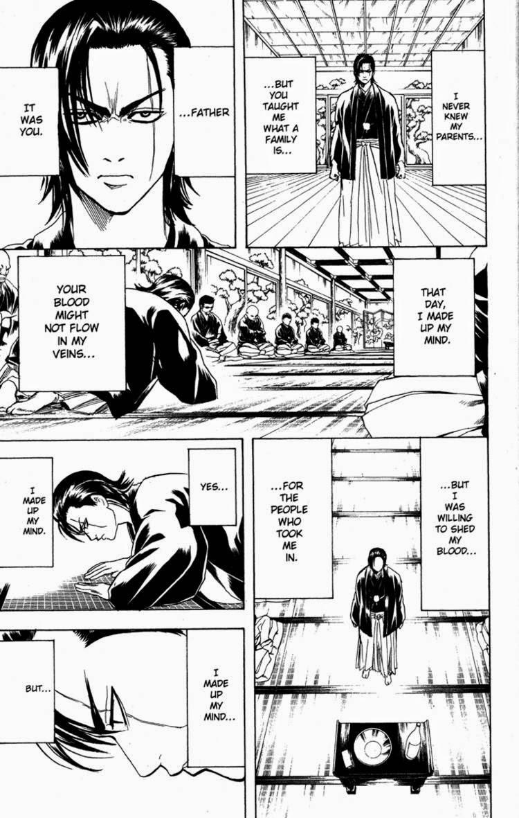 Gintama Chapter, 185 image 025