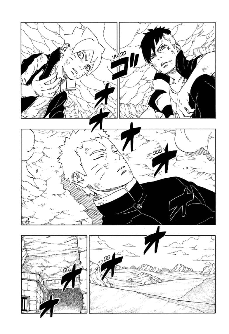 Boruto Manga, Chapter 43 image 039