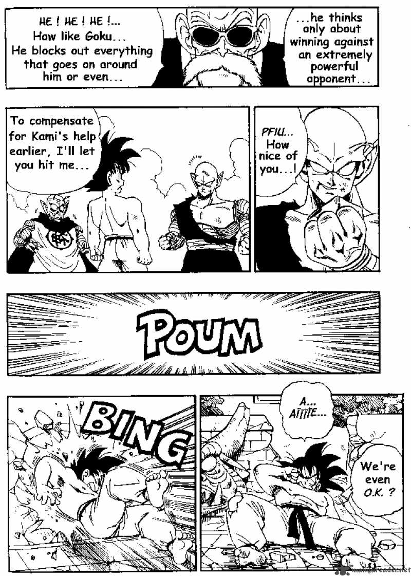 Dragon Ball, Chapter 188 image 014