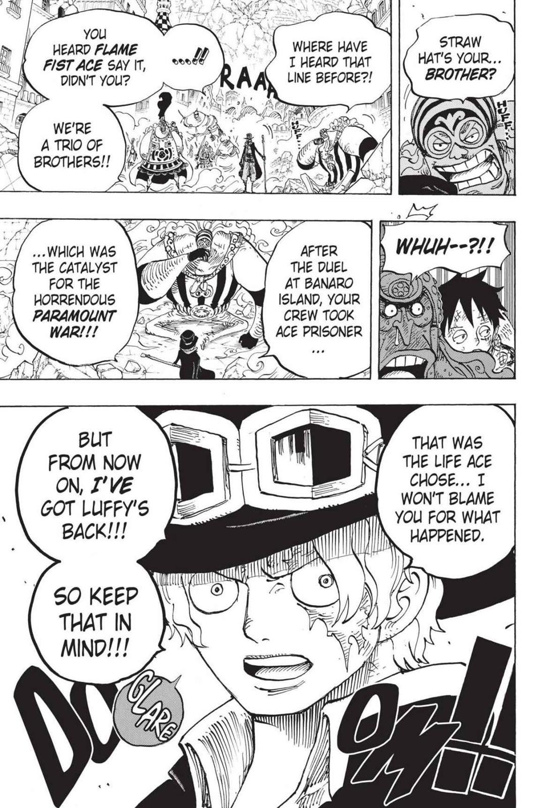 One Piece, Chapter 787 image 003