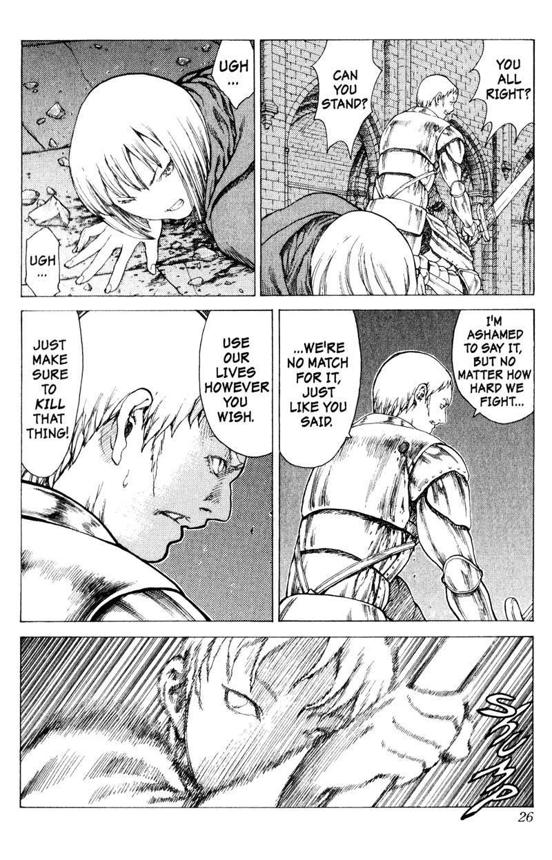 Claymore, Chapter 10 image 025