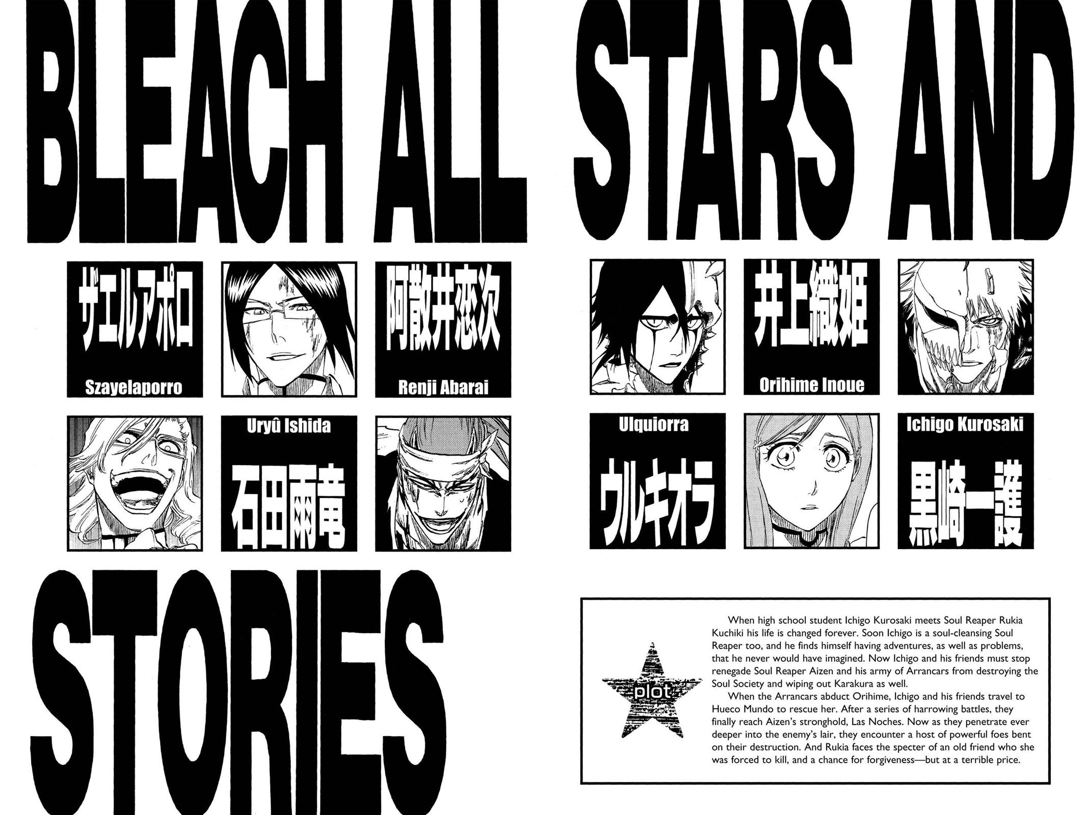 Bleach, Chapter 270 image 005