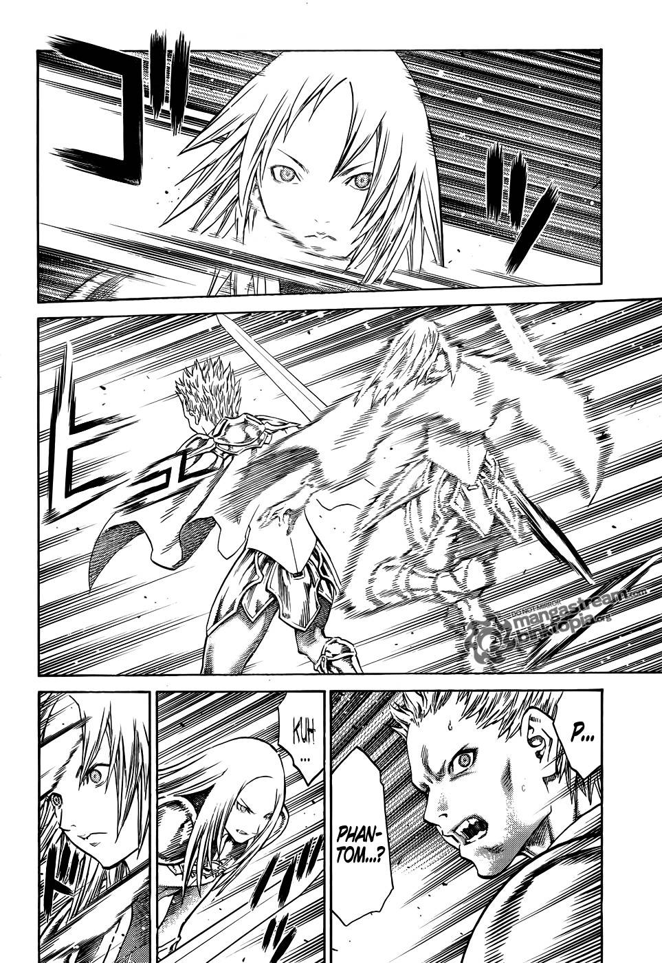 Claymore, Chapter 106 image 019