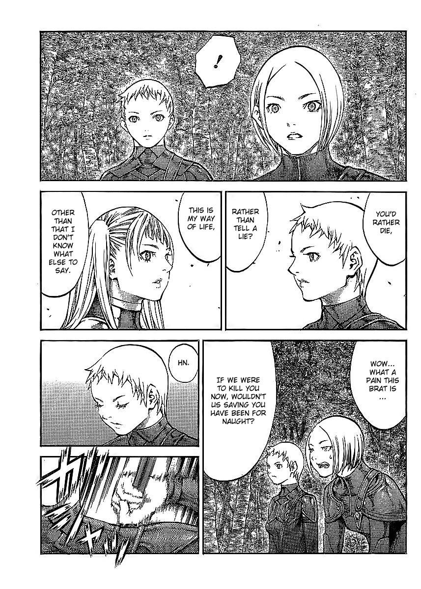 Claymore, Chapter 86 image 005