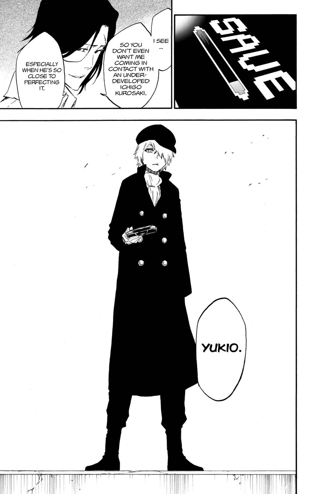 Bleach, Chapter 446 image 019