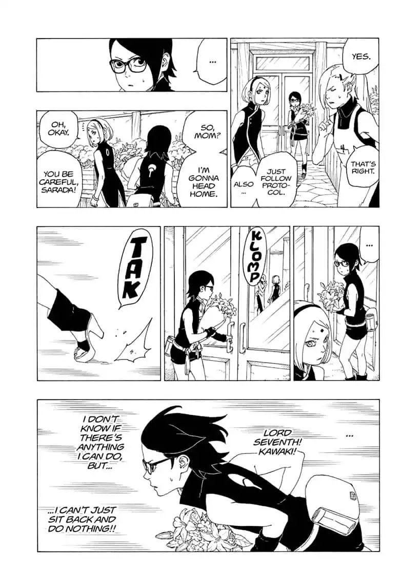 Boruto Manga, Chapter 36 image 032