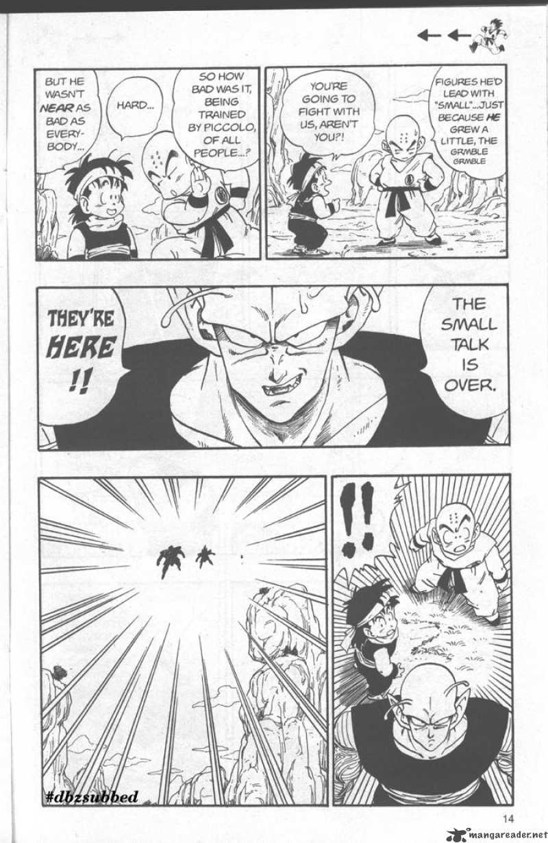 Dragon Ball, Chapter 213 image 013