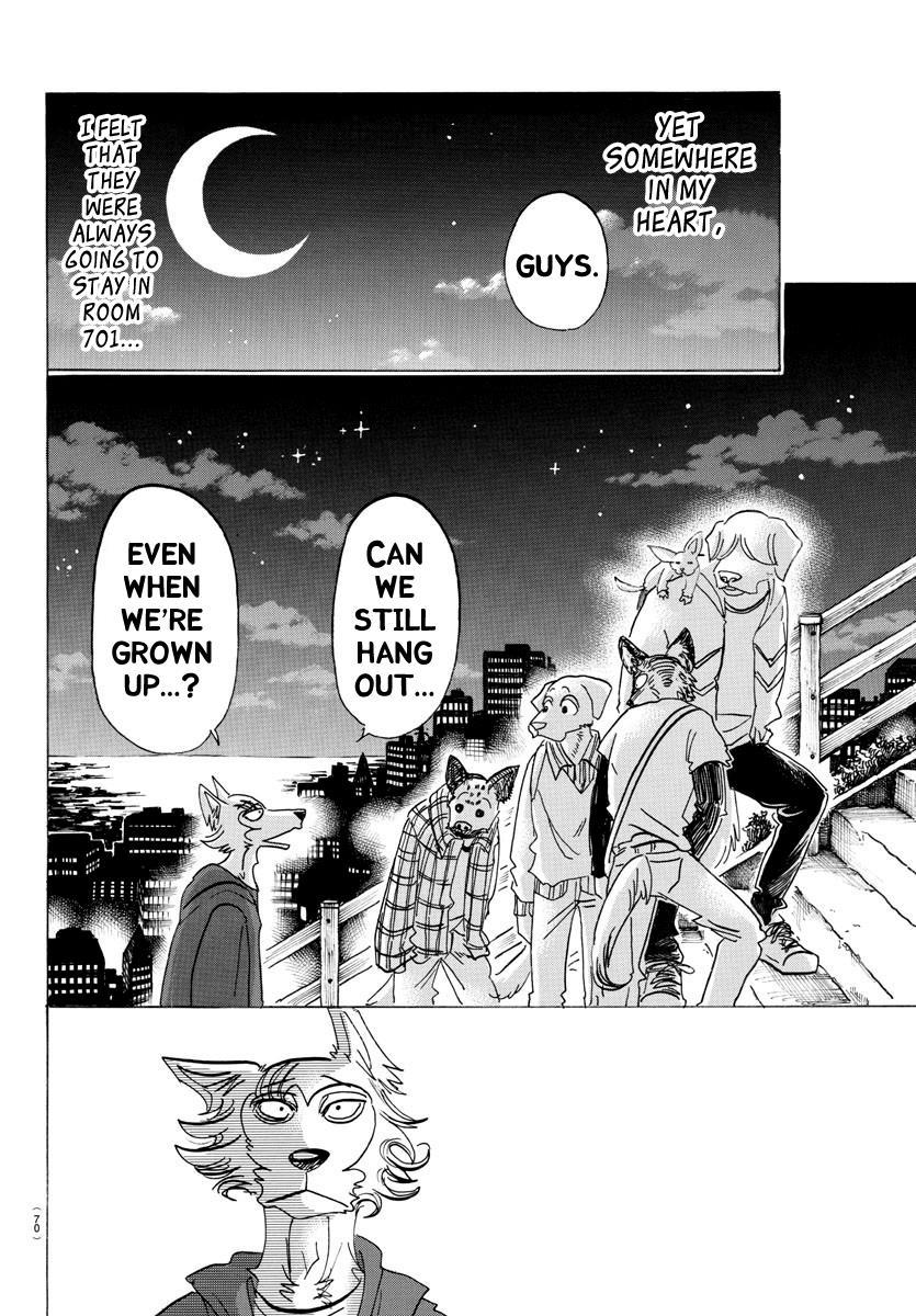 Beastars Manga, Chapter 123 image 019