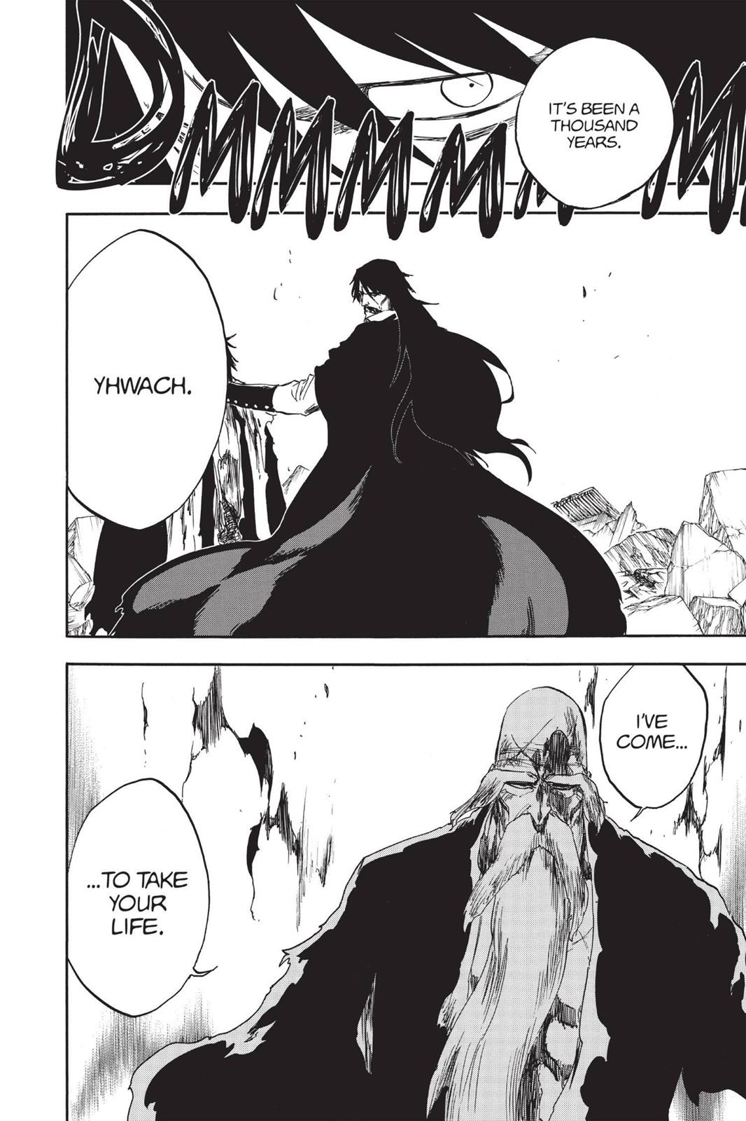 Bleach, Chapter 506 image 002