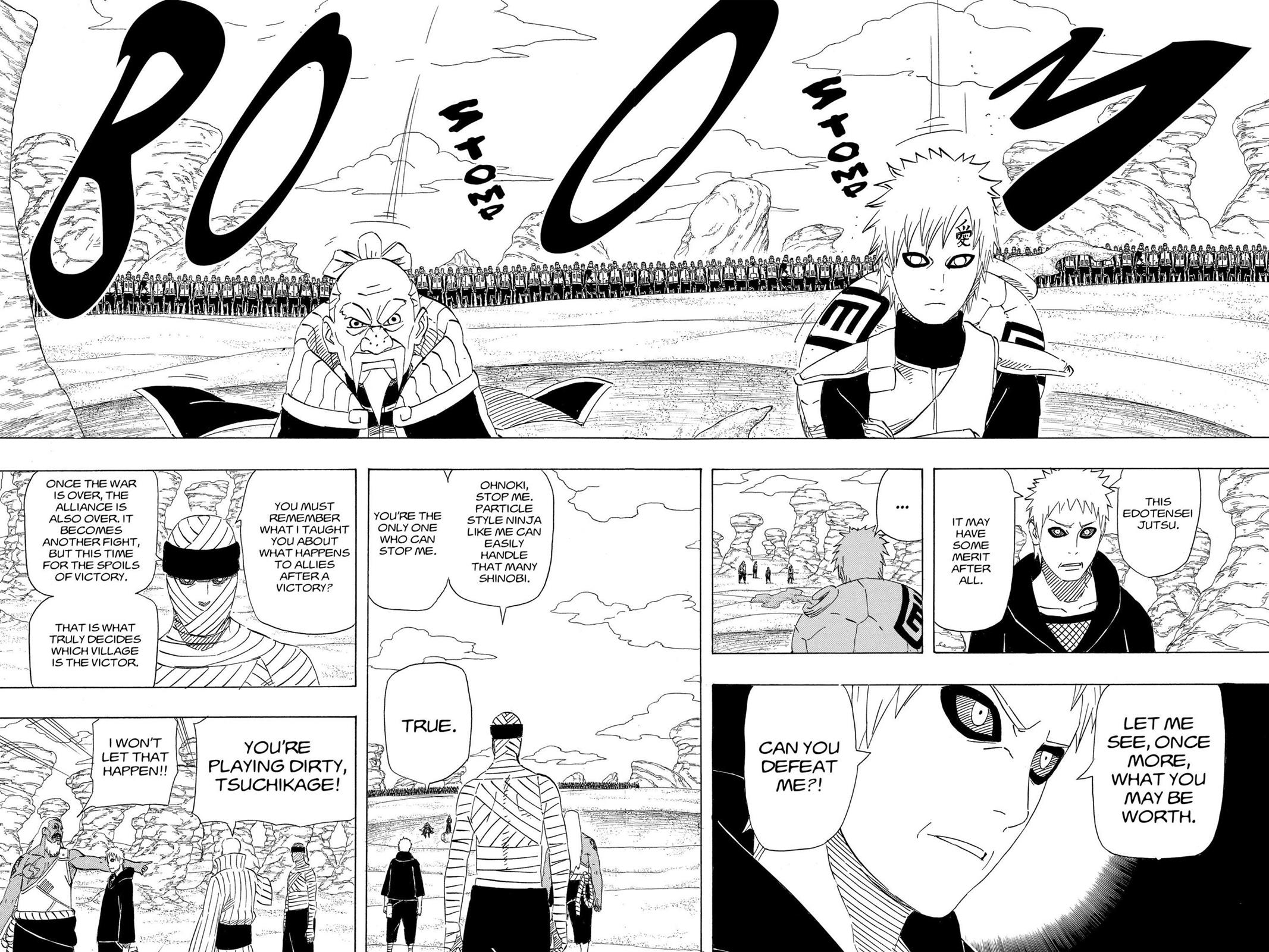 Naruto, Chapter 547 image 008