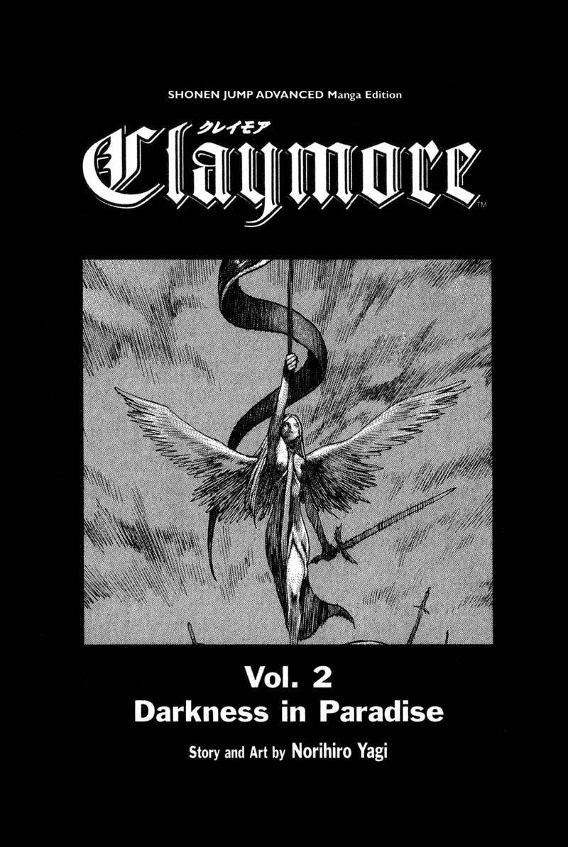 Claymore, Chapter 5 image 004