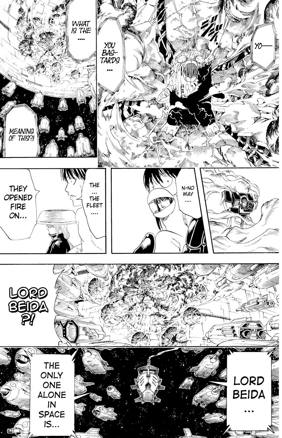 Gintama Chapter, 358 image 006