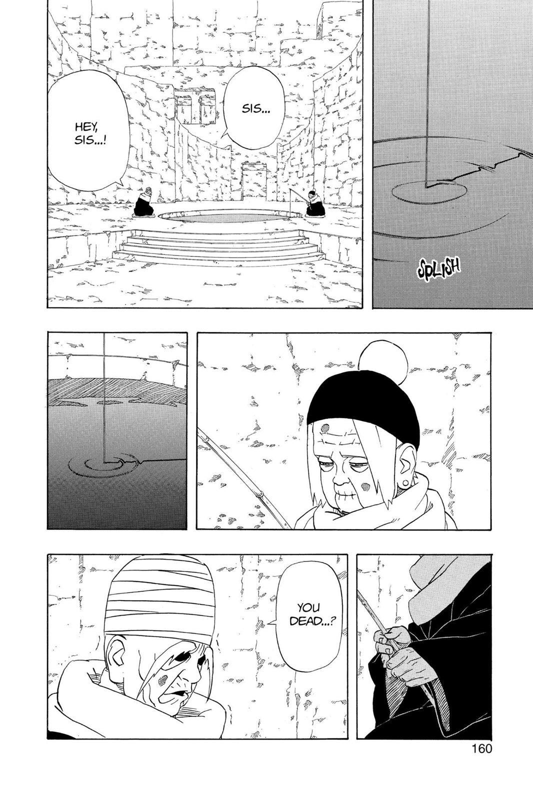 Naruto, Chapter 252 image 012