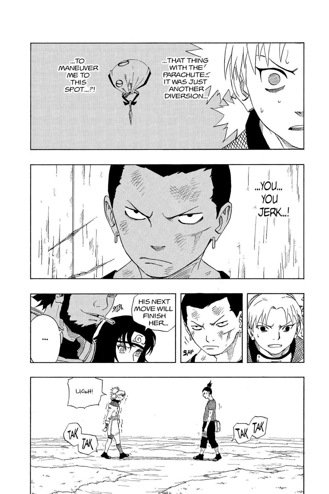 Naruto, Chapter 108 image 016