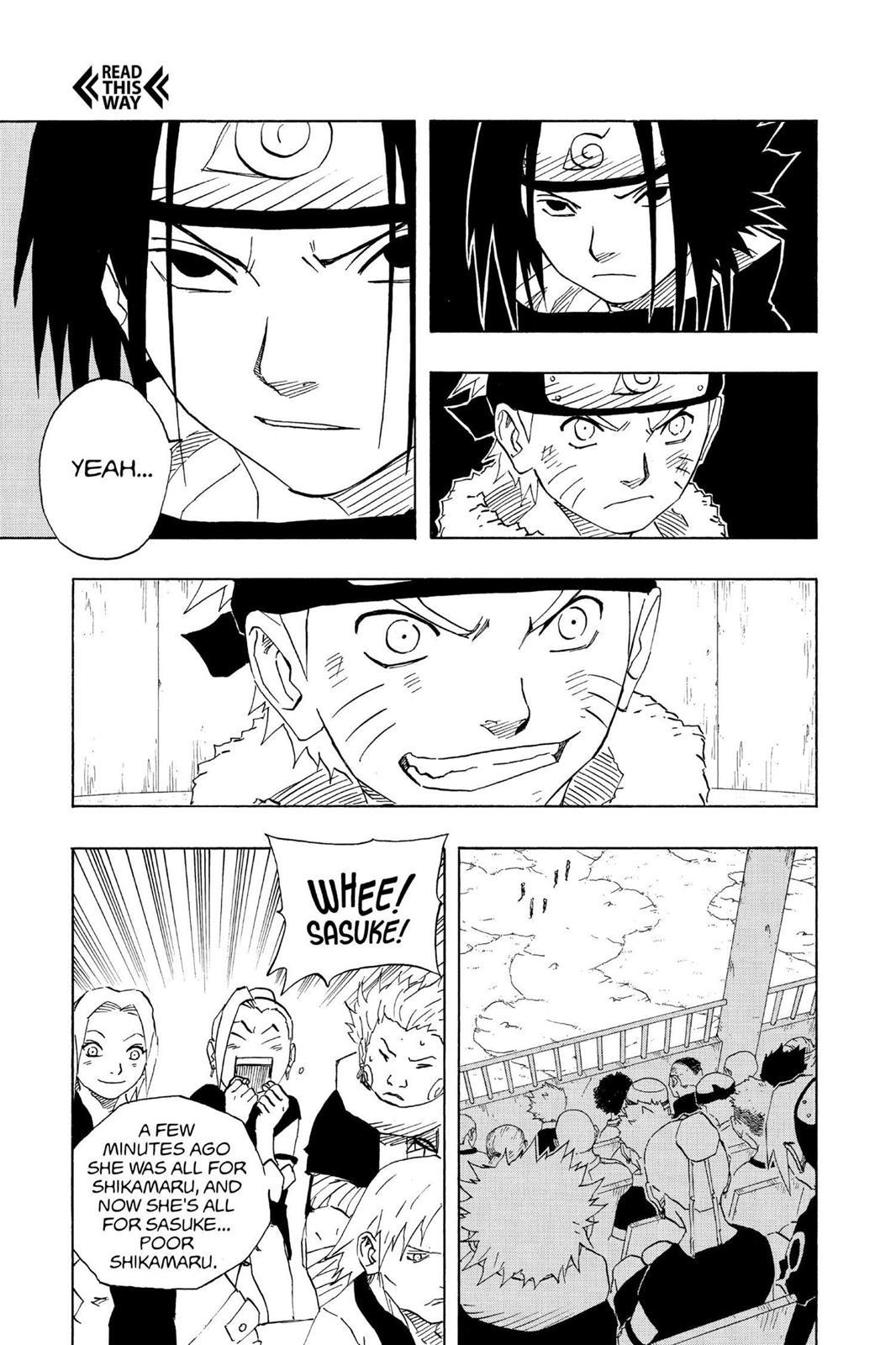 Naruto, Chapter 110 image 005
