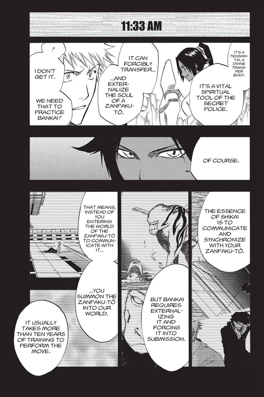 Bleach, Chapter 127 image 005