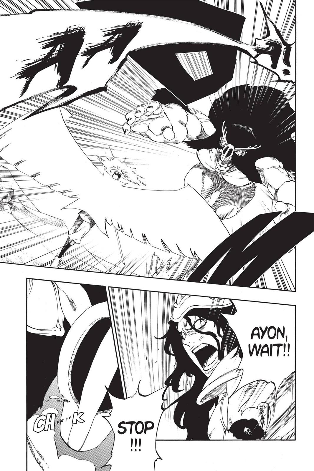 Bleach, Chapter 493 image 003