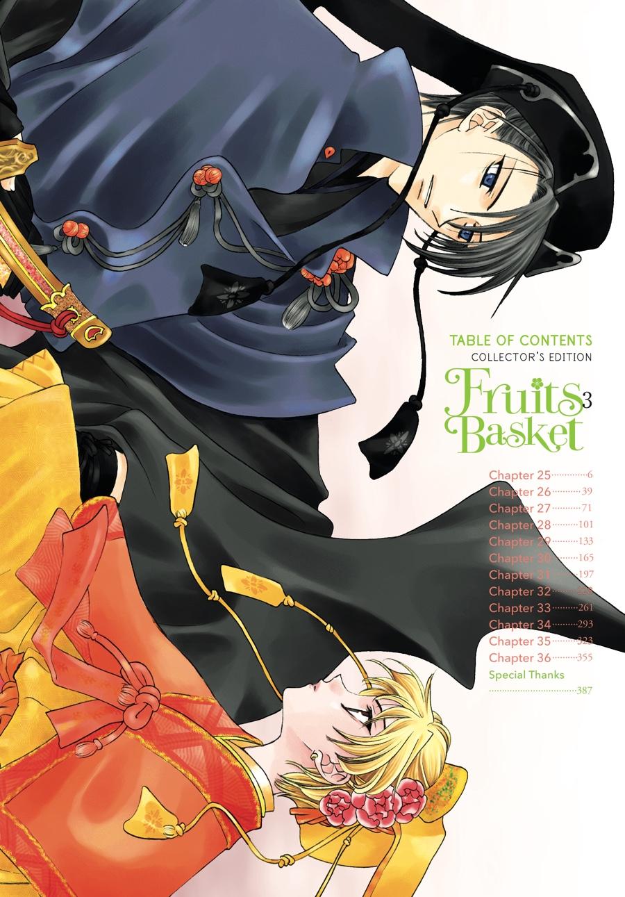 Fruits Basket, Chapter 25 image 008
