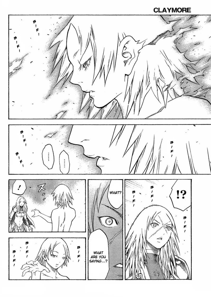 Claymore, Chapter 125 image 020