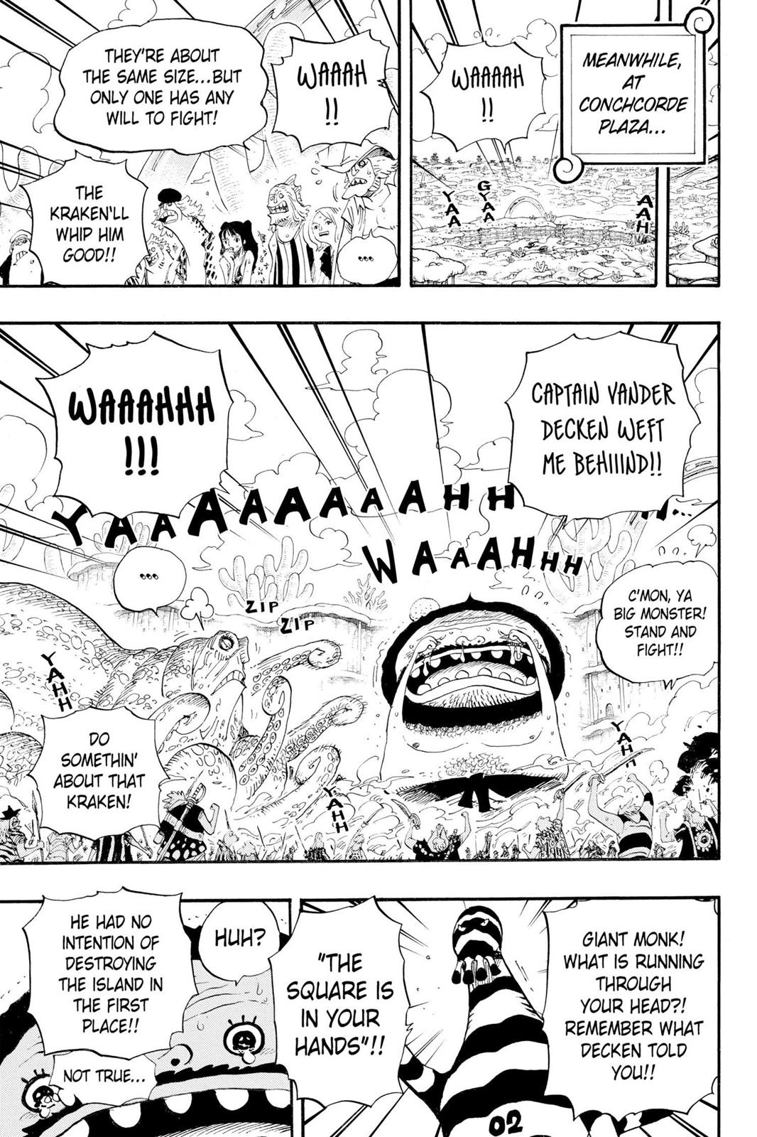 One Piece, Chapter 639 image 011
