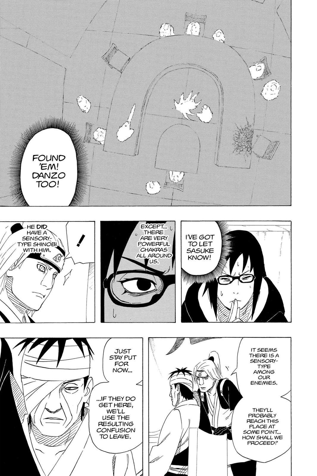 Naruto, Chapter 464 image 018