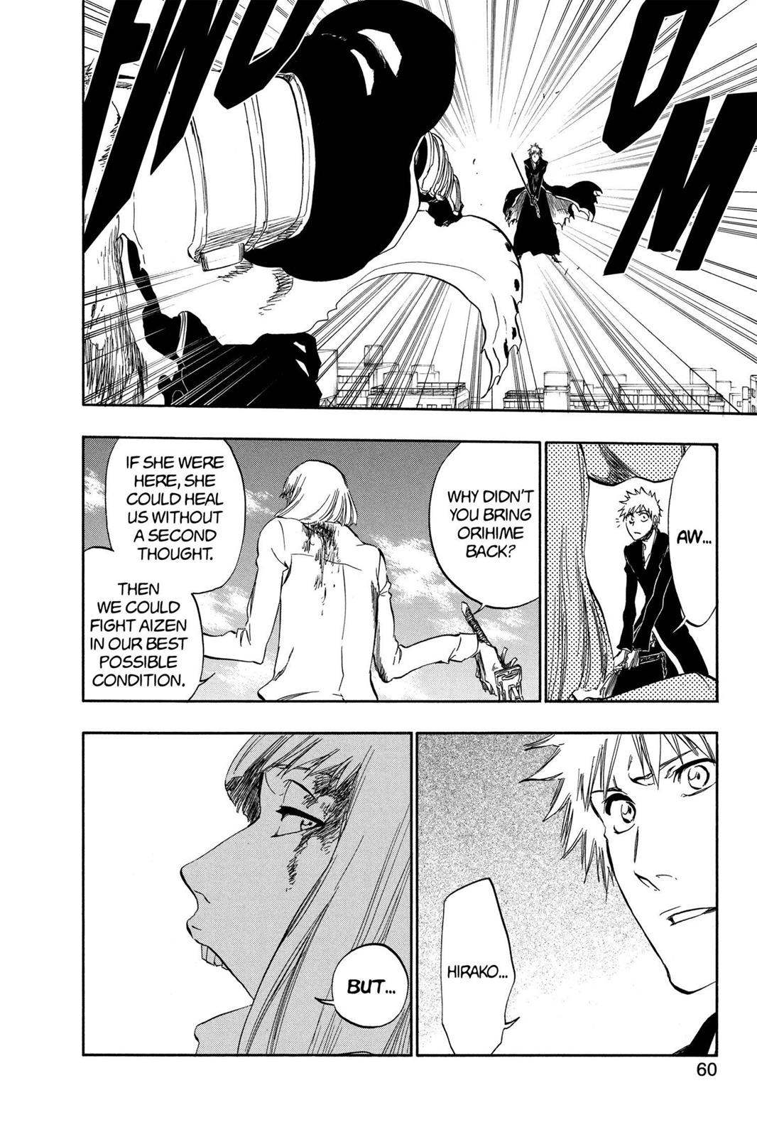 Bleach, Chapter 389 image 007