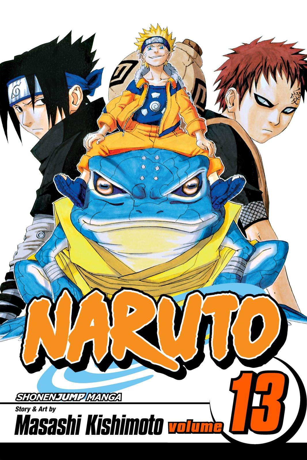 Naruto, Chapter 109 image 001