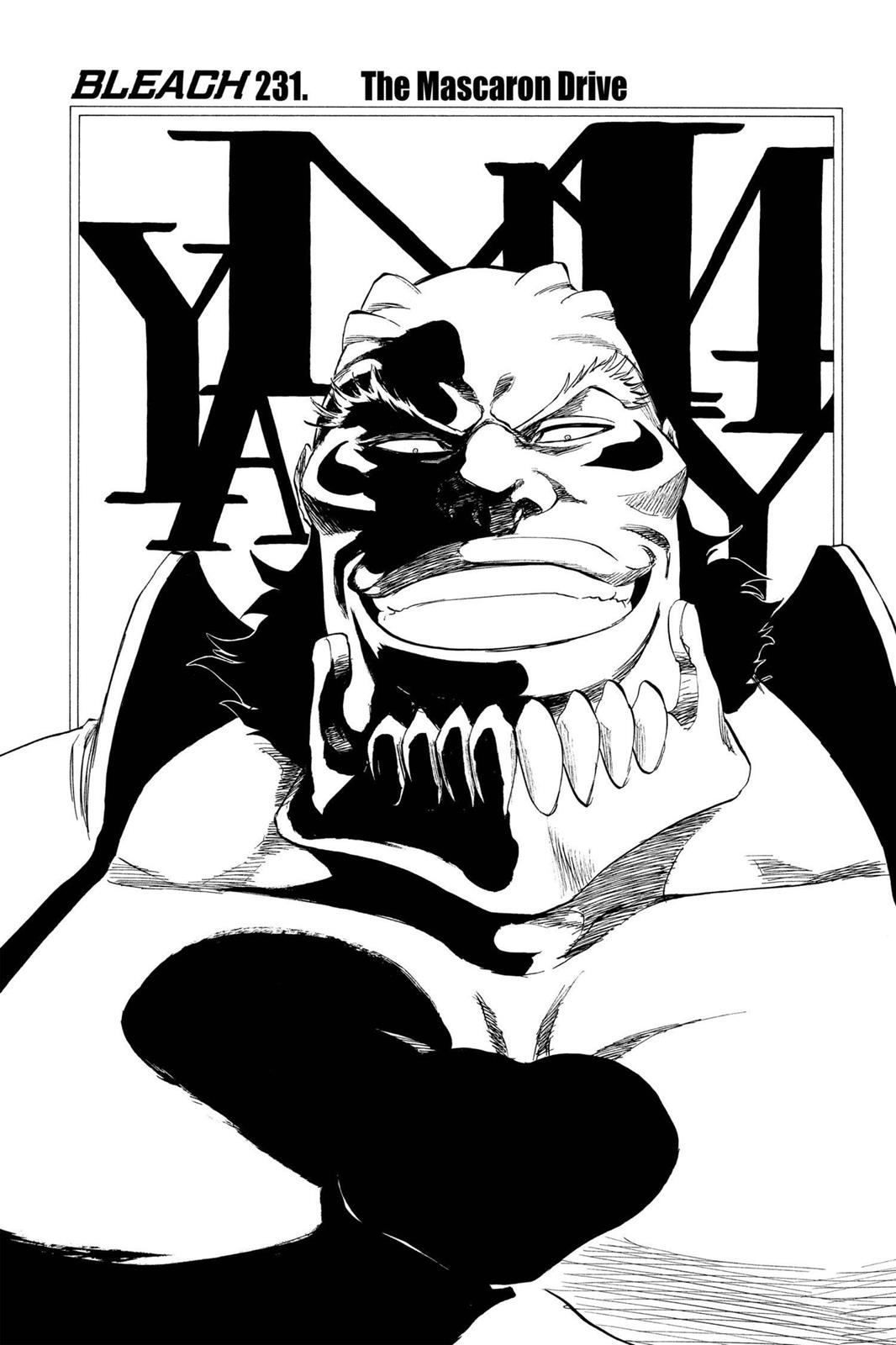 Bleach, Chapter 231 image 002