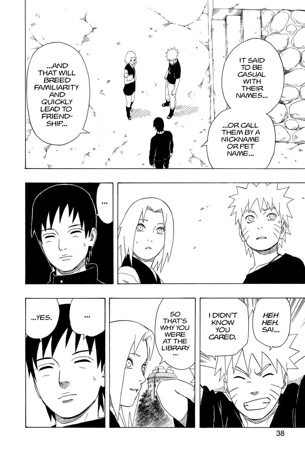 Naruto, Chapter 311 image 010