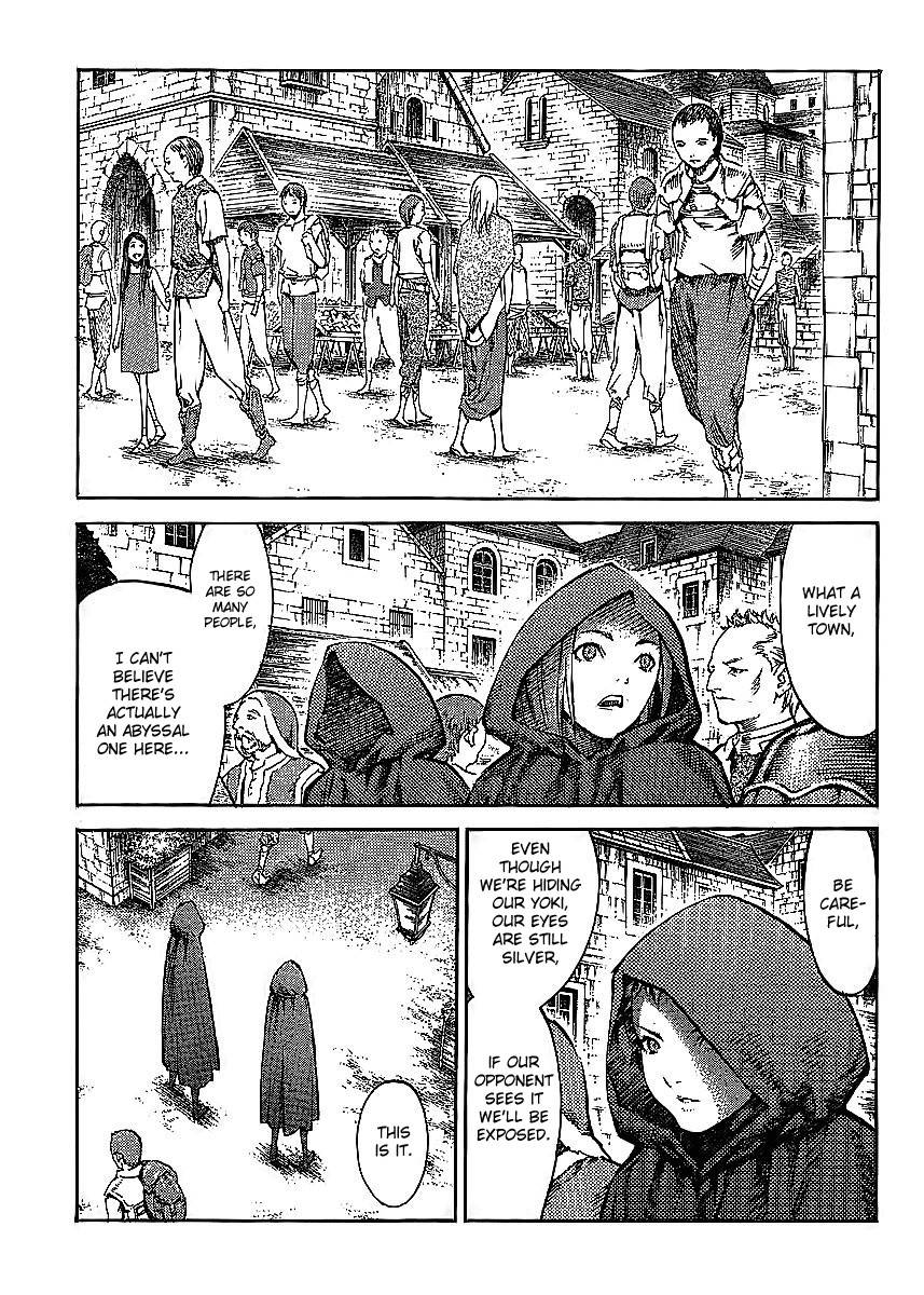 Claymore, Chapter 86 image 019