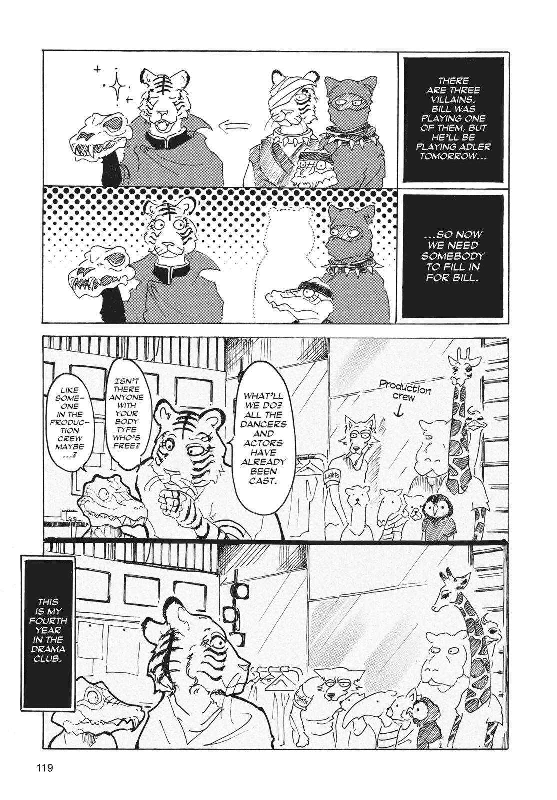 Beastars Manga, Chapter 13 image 011
