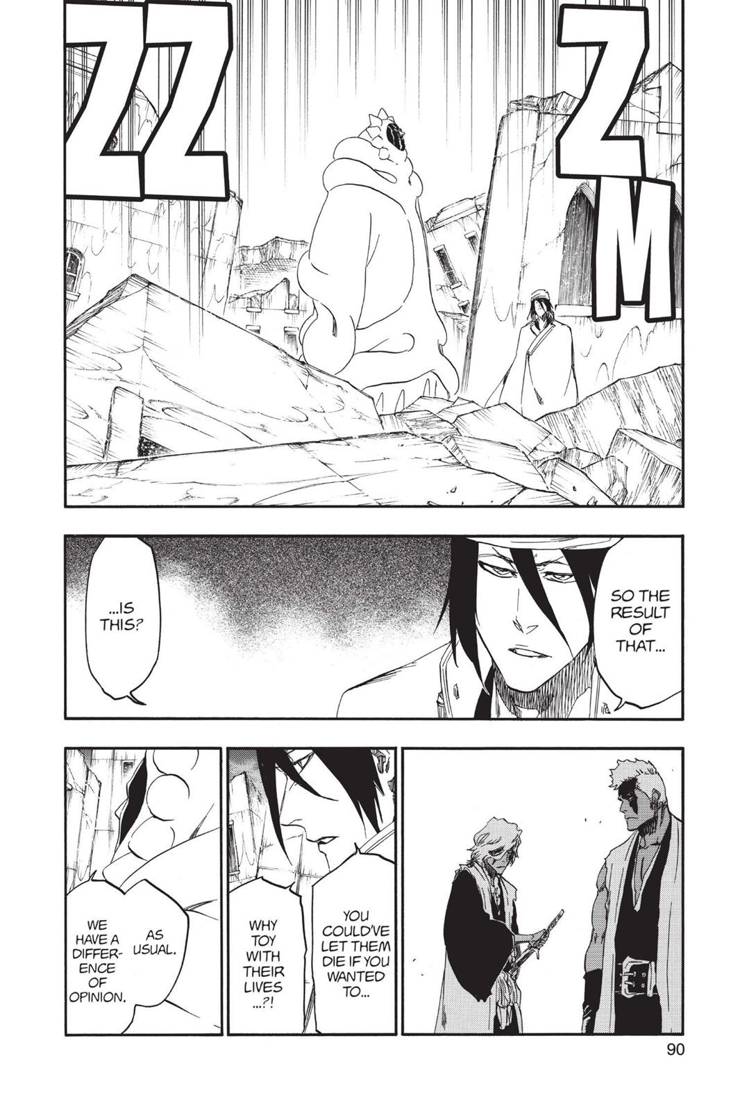Bleach, Chapter 596 image 012