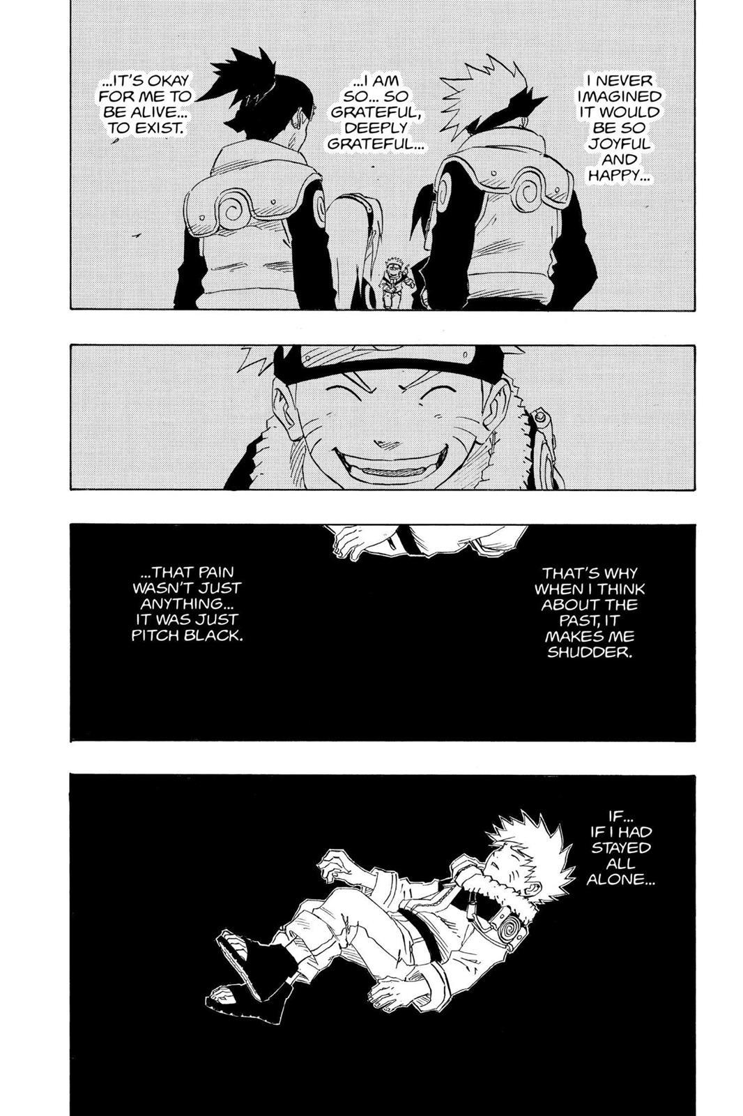 Naruto, Chapter 132 image 010