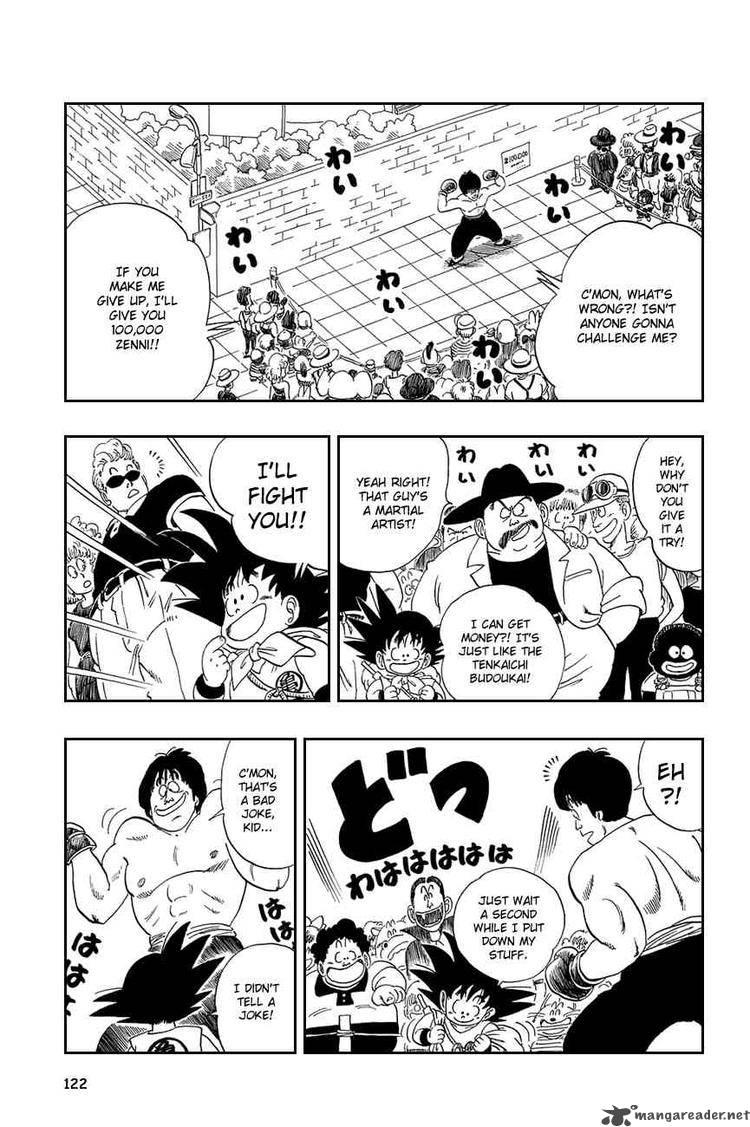 Dragon Ball, Chapter 68 image 006