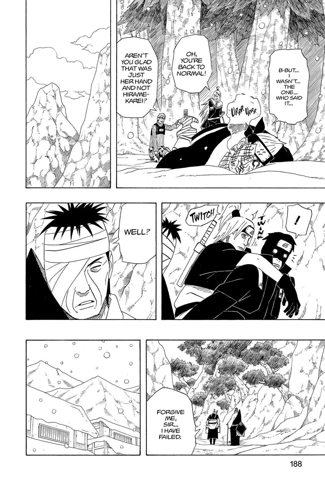 Naruto, Chapter 473 image 015