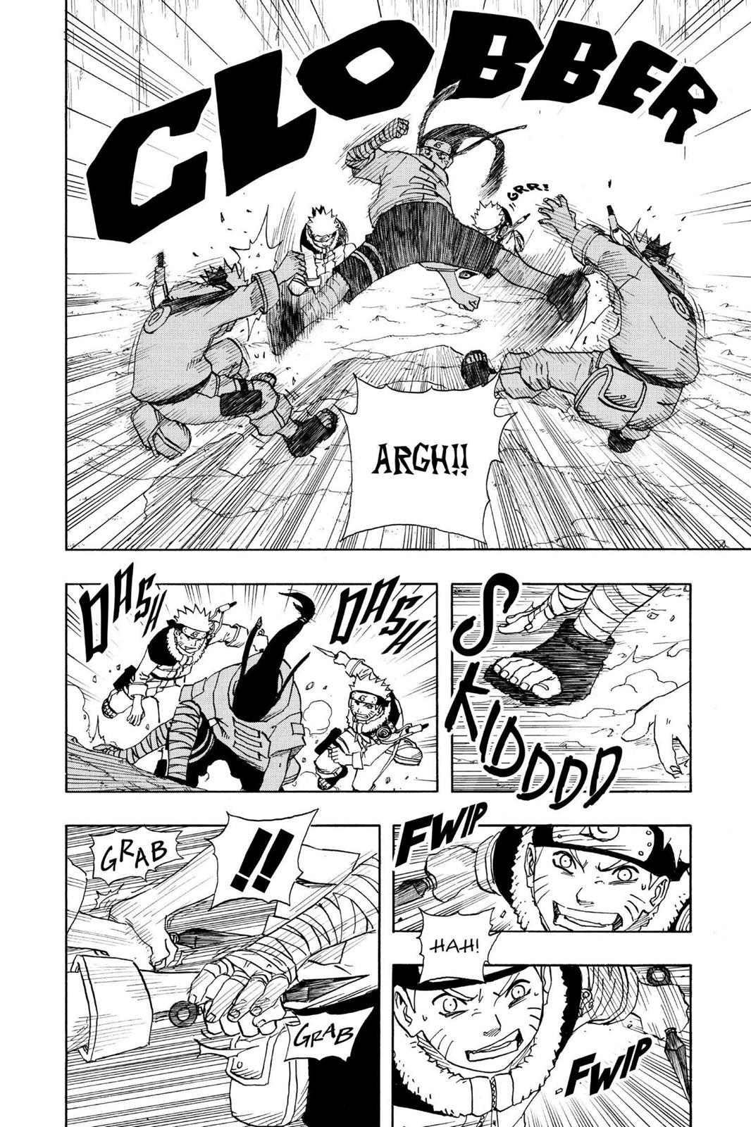 Naruto, Chapter 100 image 015