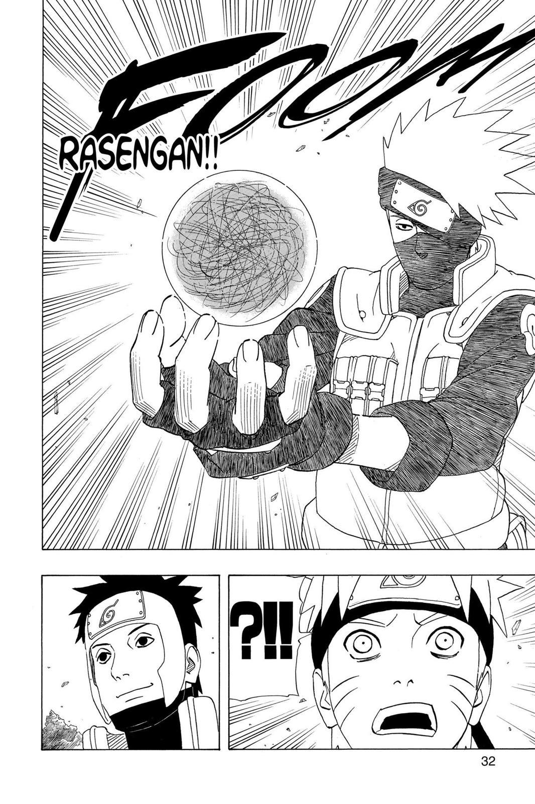 Naruto, Chapter 321 image 008