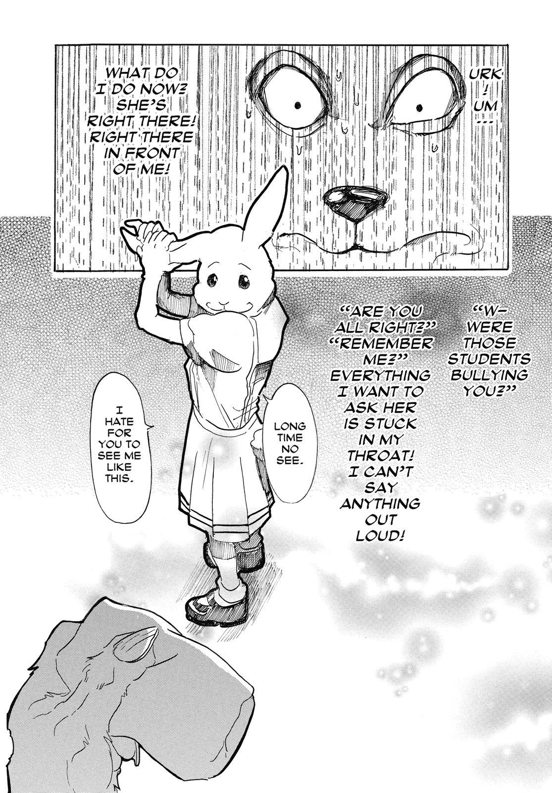 Beastars Manga, Chapter 19 image 002